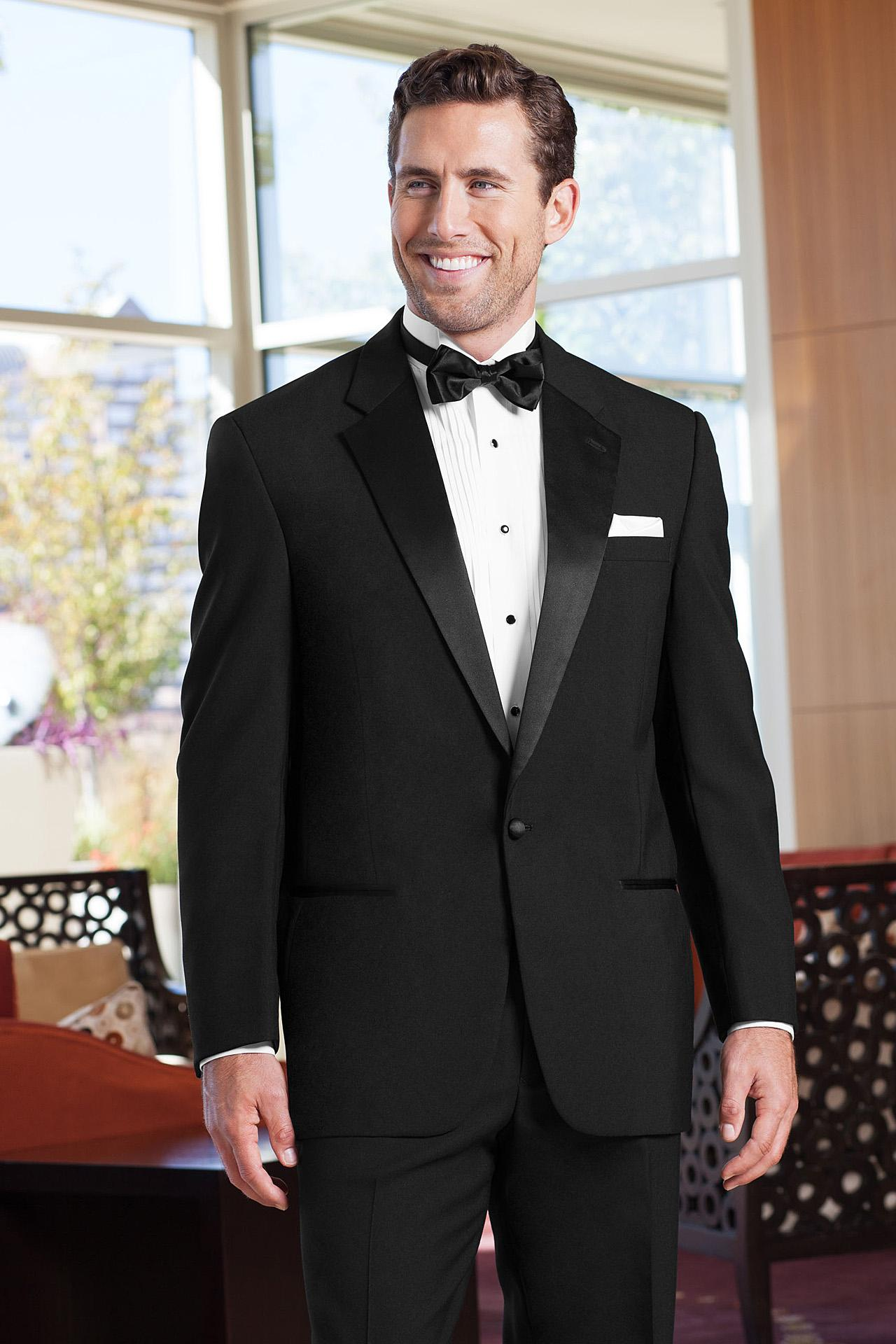 wedding-tuxedo-black-classic-notch-820-1 | The Flower Center
