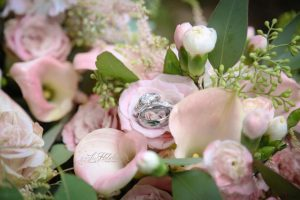 The Flower Center in Clifton Forge Va wedding bouquet 2