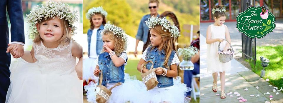 The Flower Center - Flowergirls